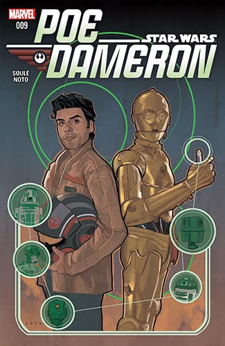 Poe Dameron 09: The Gathering Storm, Part II
