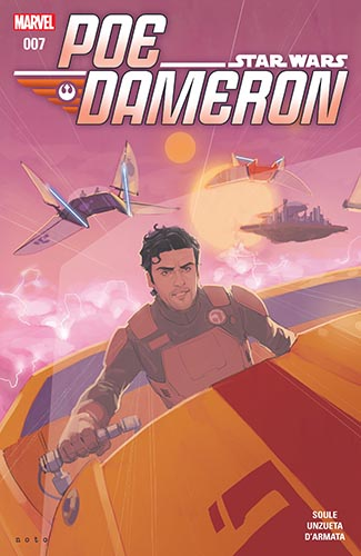 Poe Dameron 07: The Gathering Storm