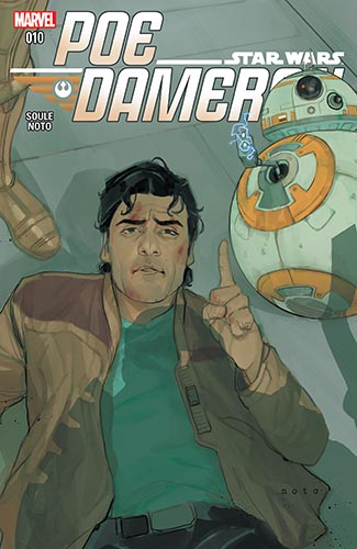 Poe Dameron 10: The Gathering Storm, Part III