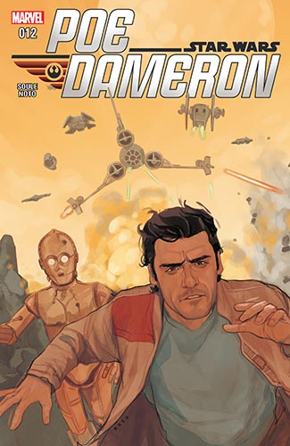 Poe Dameron 12: The Gathering Storm, Part V