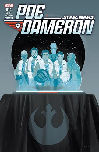 Poe Dameron 14: Legend Lost, Part I