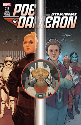 Poe Dameron 17: War Stories, Part I