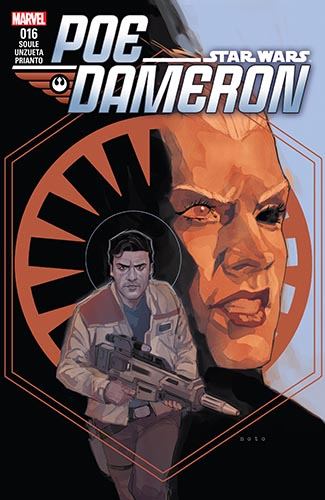 Poe Dameron 16: Legend Lost, Part III