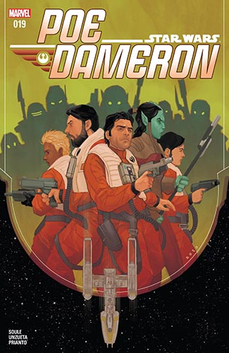 Poe Dameron 19: War Stories, Part III
