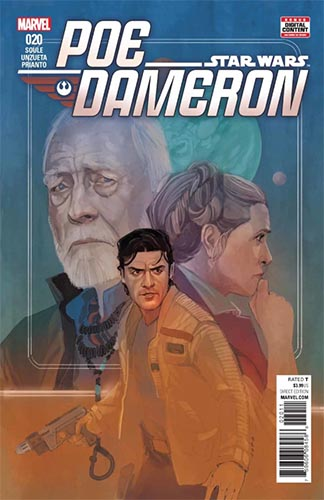 Poe Dameron 20: Legend Found, Part I
