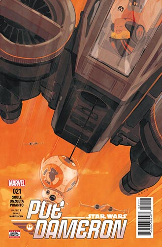 Poe Dameron 21: Legend Found, Part II