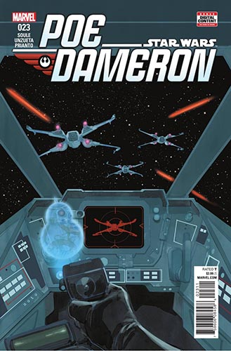 Poe Dameron 23: Legend Found, Part IV