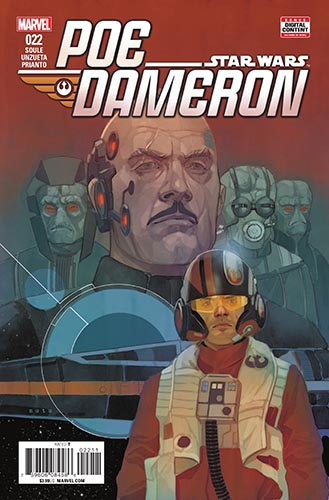 Poe Dameron 22: Legend Found, Part III