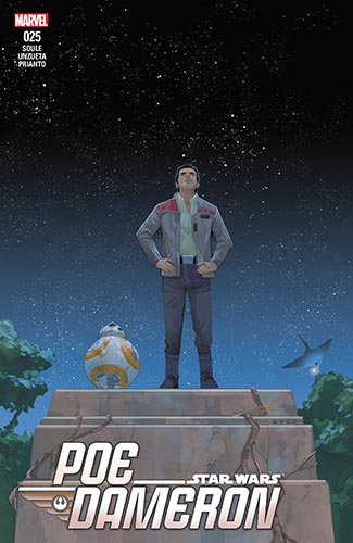 Poe Dameron 25: Legend Found, Part VI