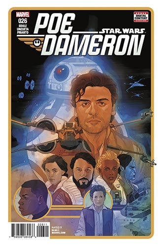 Poe Dameron 26: The Awakening Part I