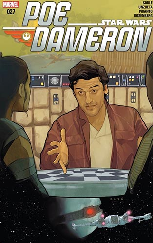 Poe Dameron 27: The Awakening Part II
