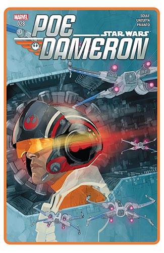Poe Dameron 28: The Awakening Part III