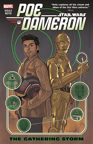 Poe Dameron: Trade Paperback Volume 2: The Gathering Storm