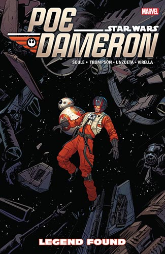 Poe Dameron: Trade Paperback Volume 4: Legend Found