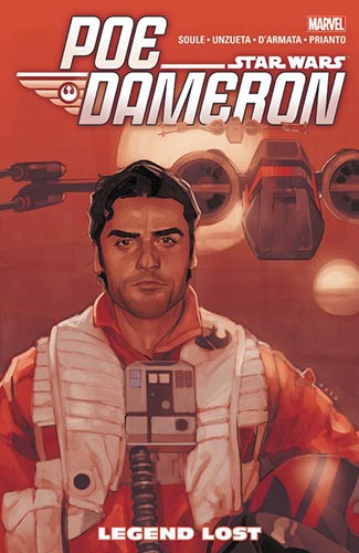 Poe Dameron: Trade Paperback Volume 3: Legend Lost