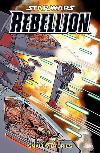 Rebellion Volume 3: Small Victories