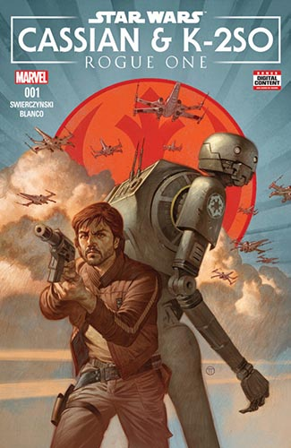 Rogue One – Cassian & K-2SO Special 1