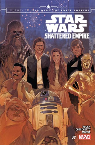 Shattered Empire, Part I