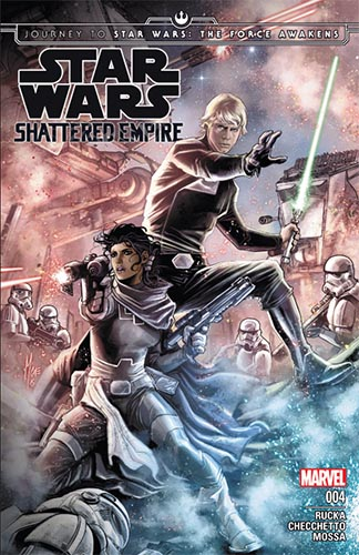 Shattered Empire, Part IV