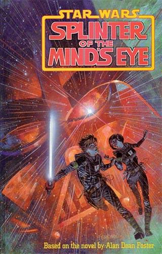 Splinter of the Mind's Eye (Graphic Novel)