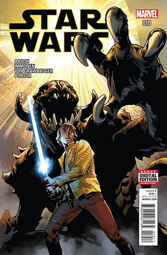 Star Wars 10: Showdown on the Smuggler's Moon, Part III