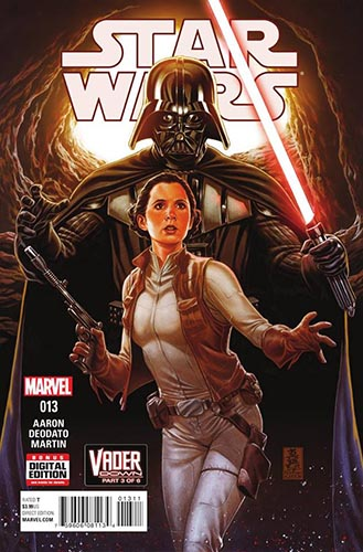 Star Wars 13: Vader Down, Part III