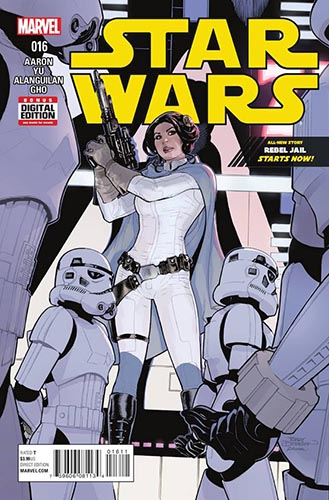 Star Wars 16: Rebel Jail, Part I