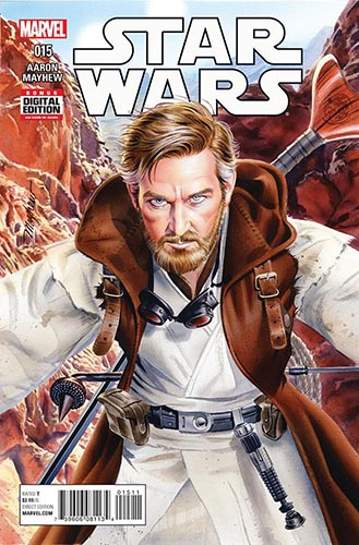 Star Wars 15: From the Journals of Old Ben Kenobi