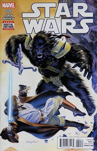 Star Wars 20: From the Journals of Old Ben Kenobi