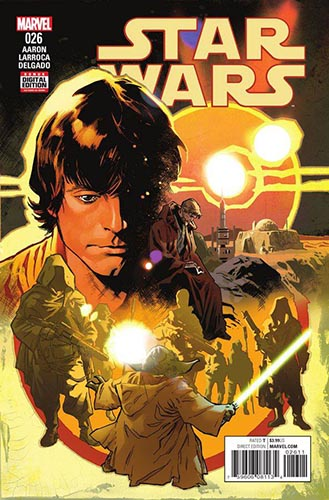 Star Wars 26: Yoda's Secret War, Part I