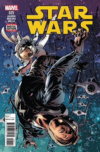 Star Wars 25: The Last Flight of the Harbinger, Part V