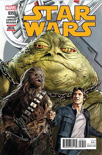 Star Wars 35: The Hutt Run