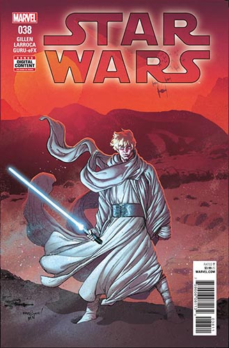 Star Wars 38: The Ashes of Jedha, Part I