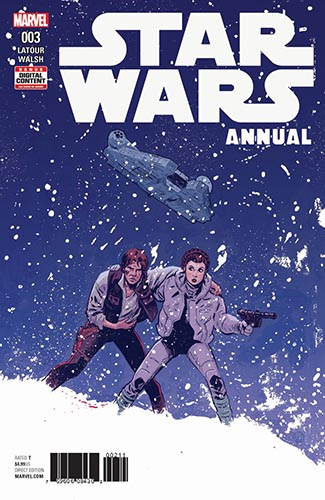 Star Wars (2015) Annual 3
