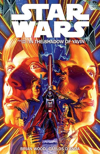 Star Wars (Dark Horse): Trade Paperback Volume 1: In the Shadow of Yavin