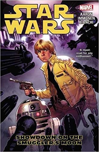 Star Wars (2015): Trade Paperback Volume 2: Showdown On The Smuggler's Moon