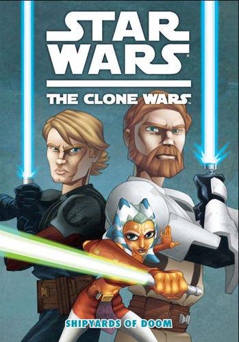 The Clone Wars: Shipyards of Doom
