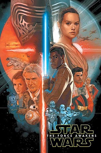 The Force Awakens (Hardcover)