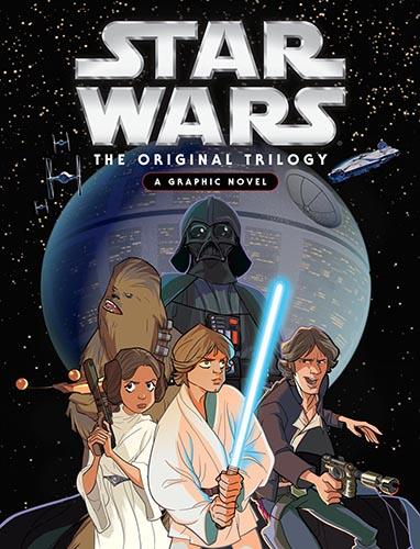 Star Wars: The Original Trilogy: A Graphic Novel Adaptation