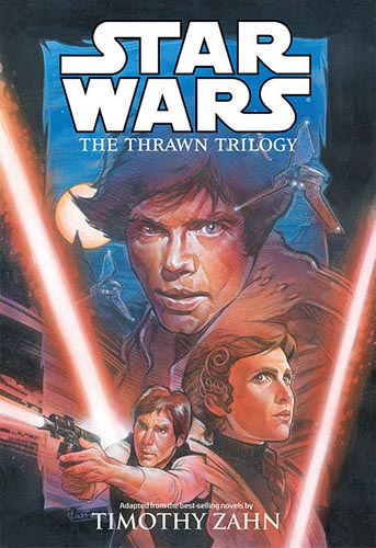 The Thrawn Trilogy (Hardcover)