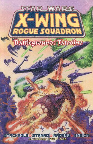 X-Wing Rogue Squadron: Battleground Tatooine