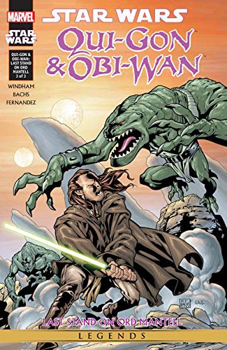 Qui-Gon & Obi-Wan: Last Stand On Ord Mantell #3