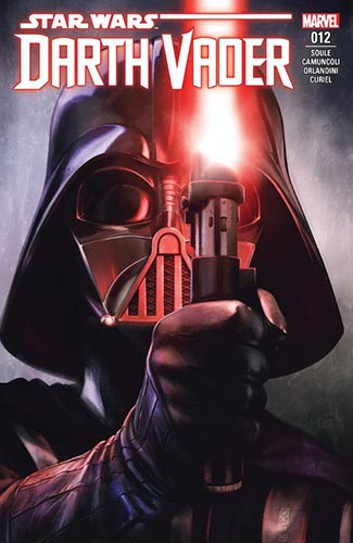 Darth Vader: Dark Lord of the Sith 12: The Rule of Five, Part II
