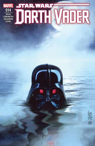 Darth Vader: Dark Lord of the Sith 14: Burning Seas Part II