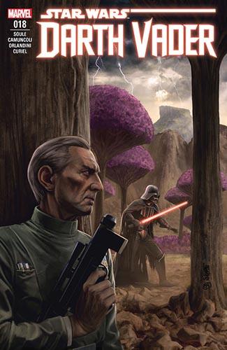 Darth Vader: Dark Lord of the Sith 18: Bad Ground