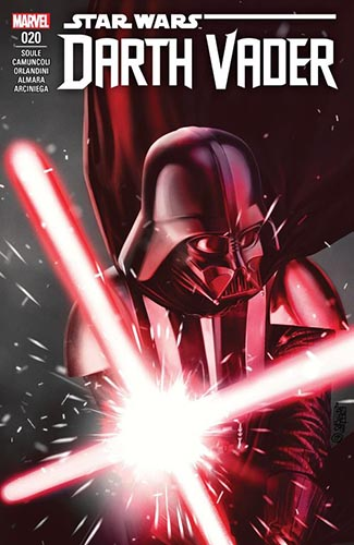Darth Vader: Dark Lord of the Sith 20: Fortress Vader Part II