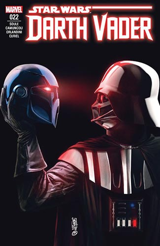 Darth Vader: Dark Lord of the Sith 22: Fortress Vader Part IV