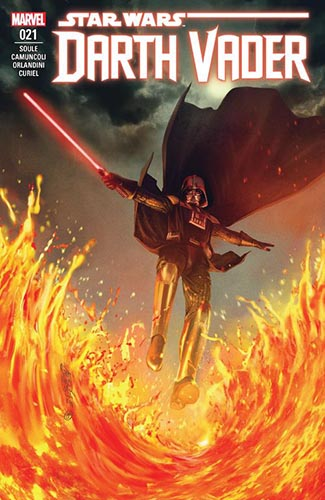 Darth Vader: Dark Lord of the Sith 21: Fortress Vader Part III