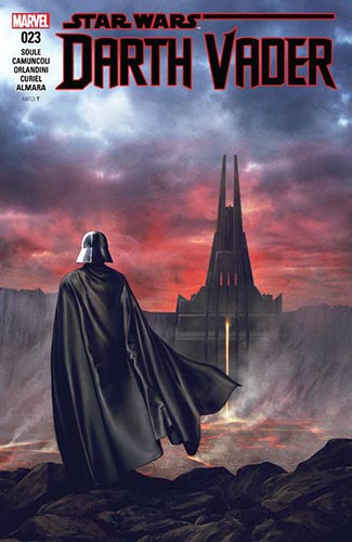 Darth Vader: Dark Lord of the Sith 23: Fortress Vader Part V