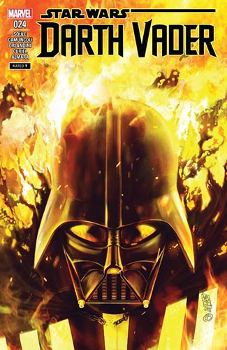 Darth Vader: Dark Lord of the Sith 24: Fortress Vader Part VI